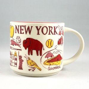 "New York Starbucks ""Been There"" Series Mug"